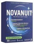 Acheter Novanuit Triple Action Comprimés B/30 à Saintes
