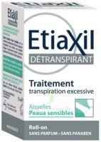 Etiaxil Aisselles Détranspirant Peau Sensibles Roll-on/15ml à Saintes