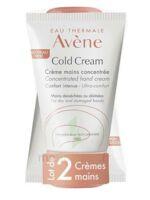 Avène Eau Thermale Cold Cream Duo Crème Mains 2x50ml à Saintes