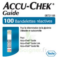 Accu-chek Guide Bandelettes 2 X 50 Bandelettes à Saintes