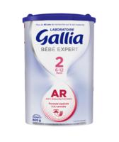Gallia Bebe Expert Ar 2 Lait En Poudre B/800g à Saintes