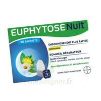 Euphytosenuit Tisane 20 Sachets à Saintes