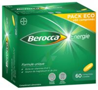 Berocca Energie Comprimés Pelliculés B/60 à Saintes
