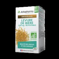 Arkogélules Levure De Bière Revivifiable Bio Gélules Fl/45 à Saintes