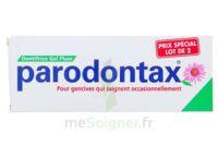 Parodontax Dentifrice Gel Fluor 75ml X2 à Saintes