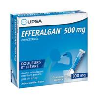 Efferalgan 500 Mg Glé En Sachet Sach/16 à Saintes