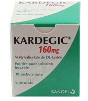 Kardegic 160 Mg, Poudre Pour Solution Buvable En Sachet à Saintes
