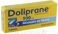 Doliprane 500 Mg Gélules B/16 à Saintes