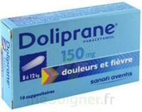 Doliprane 150 Mg Suppositoires 2plq/5 (10) à Saintes