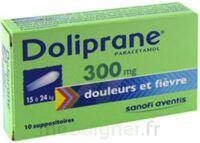 Doliprane 300 Mg Suppositoires 2plq/5 (10) à Saintes