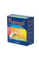 Fluimucil Expectorant Acetylcysteine 200 Mg Adultes Sans Sucre, Granulés Pour Solution Buvable En Sachet édulcorés à L'aspartam Et Au Sorbitol à Saintes