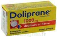 Doliprane 1000 Mg Comprimés Effervescents Sécables T/8 à Saintes