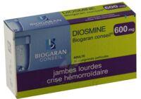 Diosmine Biogaran Conseil 600 Mg, Comprimé Pelliculé à Saintes