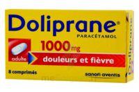 Doliprane 1000 Mg Comprimés Plq/8 à Saintes