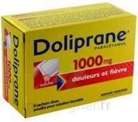 Doliprane 1000 Mg Poudre Pour Solution Buvable En Sachet-dose B/8 à Saintes