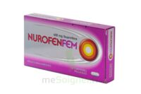 Nurofenfem 400 Mg, Comprimé Pelliculé à Saintes