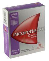 Nicoretteskin 10 Mg/16 H Dispositif Transdermique B/28 à Saintes