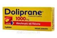 Doliprane 1000 Mg Gélules Plq/8 à Saintes