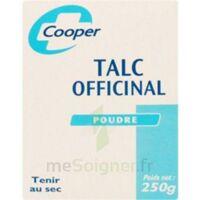 Cooper Talc, Bt 250 G à Saintes