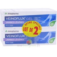 Veinoflux Gel Effet Froid 2t/150ml à Saintes