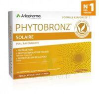 Phytobronz Solaire Caps Tous Types De Peaux 2b/30 à Saintes
