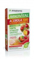 Arkovital Acérola 1000 Comprimés à Croquer B/30 à Saintes