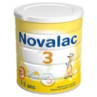 Novalac 3 Lait De Croissance B/800g à Saintes