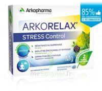 Arkorelax Stress Control Comprimés B/30 à Saintes