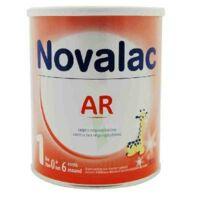 Novalac Ar 0-6 Mois Lait En Poudre Antirégurgitation B/800g à Saintes
