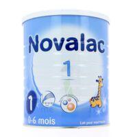 Novalac 1 Lait En Poudre 1er âge B /800g à Saintes