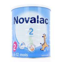 Novalac 2 Lait En Poudre 2ème âge B/800g* à Saintes