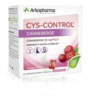 Cys-control 36mg Poudre Orale 20 Sachets/4g à Saintes