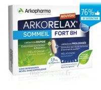 Arkorelax Sommeil Fort 8h Comprimés B/15 à Saintes