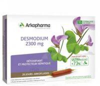 Arkofluide Bio Ultraextract Desmodium Solution Buvable 20 Ampoules/10ml à Saintes