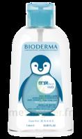 Abcderm H2o Solution Sans Rinçage Nettoyante Bébé Fl Pompe/1l à Saintes