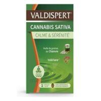 Valdispert Cannabis Sativa Caps Liquide B/24 à Saintes