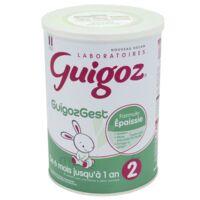 Guigoz Guigozgest 2 Lait Poudre B/800g à Saintes