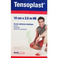 Tensoplast Hb Bande Adhésive élastique 10cmx2,5m à Saintes