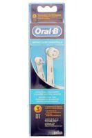 Brossette De Rechange Oral-b Ortho Care Essentials X 3 à Saintes