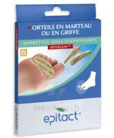 Barrettes Sous-diaphysaires Epitact A L'ephithelium Taille L à Saintes