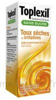 Toplexil 0,33 Mg/ml Sans Sucre Solution Buvable 150ml à Saintes
