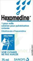 Hexomedine 1 Pour Mille, Solution Pour Pulvérisation Cutanée En Flacon Pressurisé à Saintes