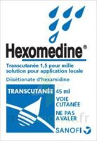 Hexomedine Transcutanee 1,5 Pour Mille, Solution Pour Application Locale à Saintes