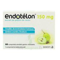 Endotelon 150 Mg, Comprimé Enrobé Gastro-résistant à Saintes