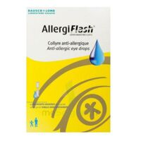 Allergiflash 0,05 %, Collyre En Solution En Récipient Unidose à Saintes