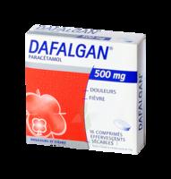Dafalgan 500 Mg Comprimés Effervescents Sécables Film/16 à Saintes