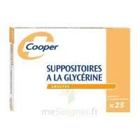 Suppositoires A La Glycerine Cooper Suppos En Récipient Multidose Adulte Sach/25 à Saintes