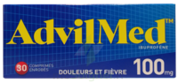 Advilmed 100 Mg Comprimés Enrobés Plq/30 à Saintes
