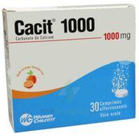 Cacit 1000 Mg, Comprimé Effervescent à Saintes