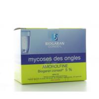 Amorolfine Biogaran Conseil 5 %, Vernis à Ongles Médicamenteux à Saintes